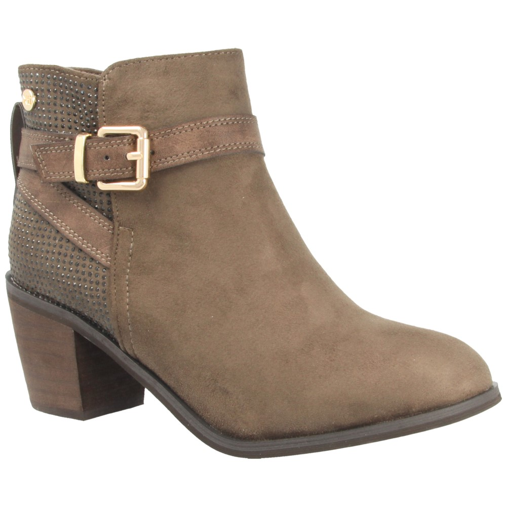 Xti Diamonte Ankle Boots
